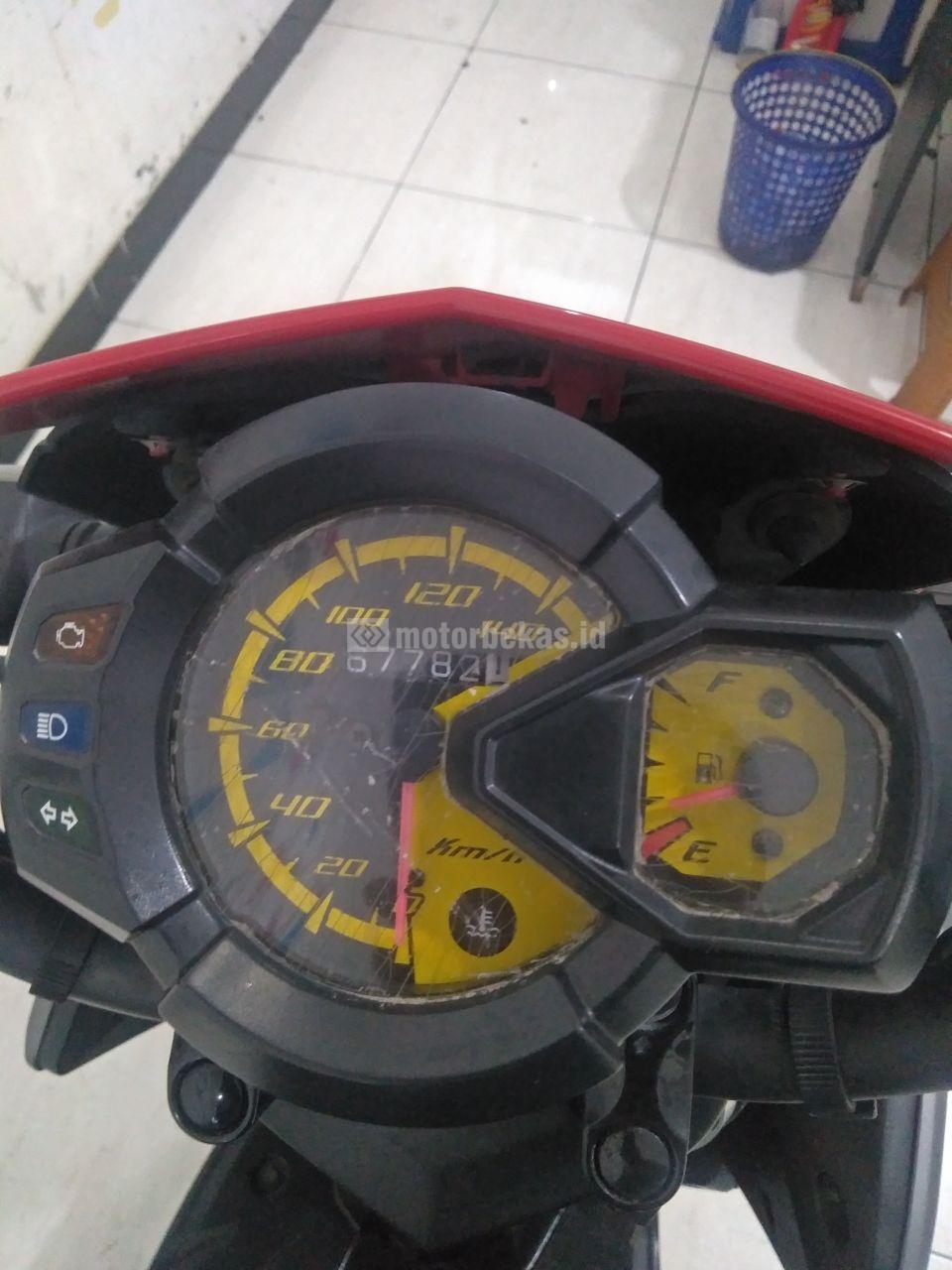 YAMAHA AEROX 125  3115 motorbekas.id