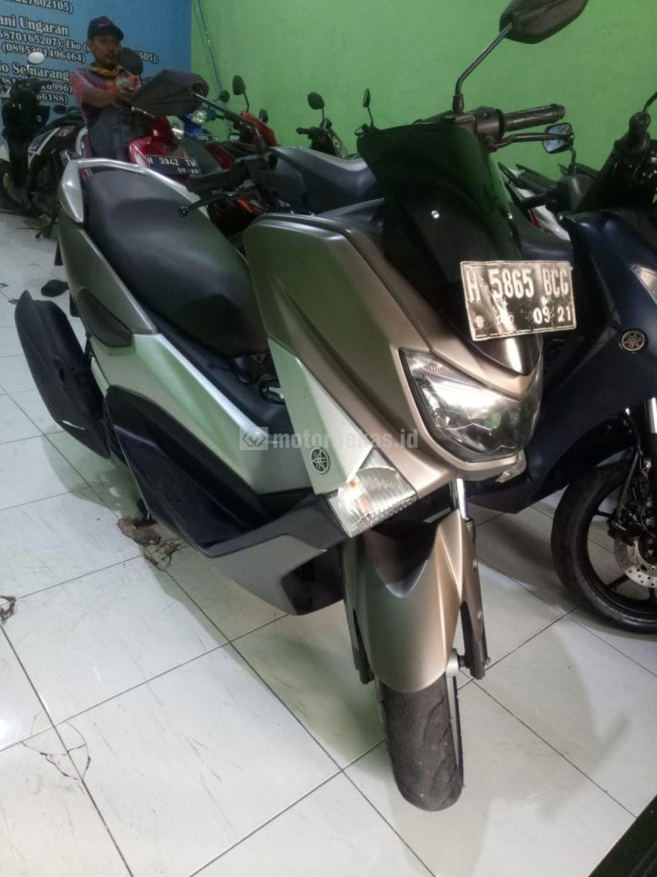 YAMAHA NMAX 155  3129 motorbekas.id