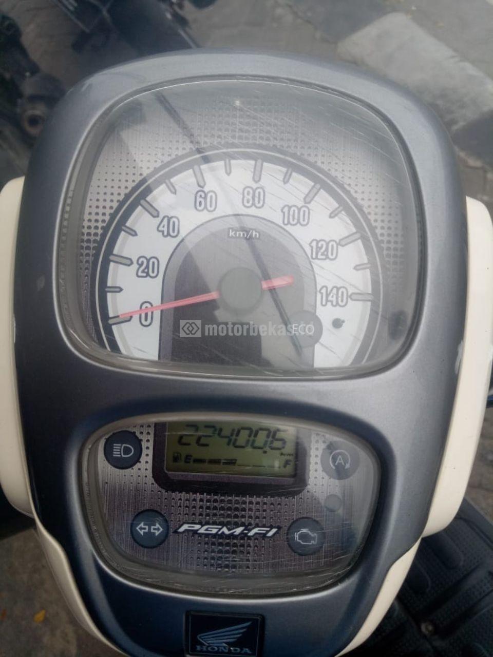 HONDA SCOOPY  3195 motorbekas.id