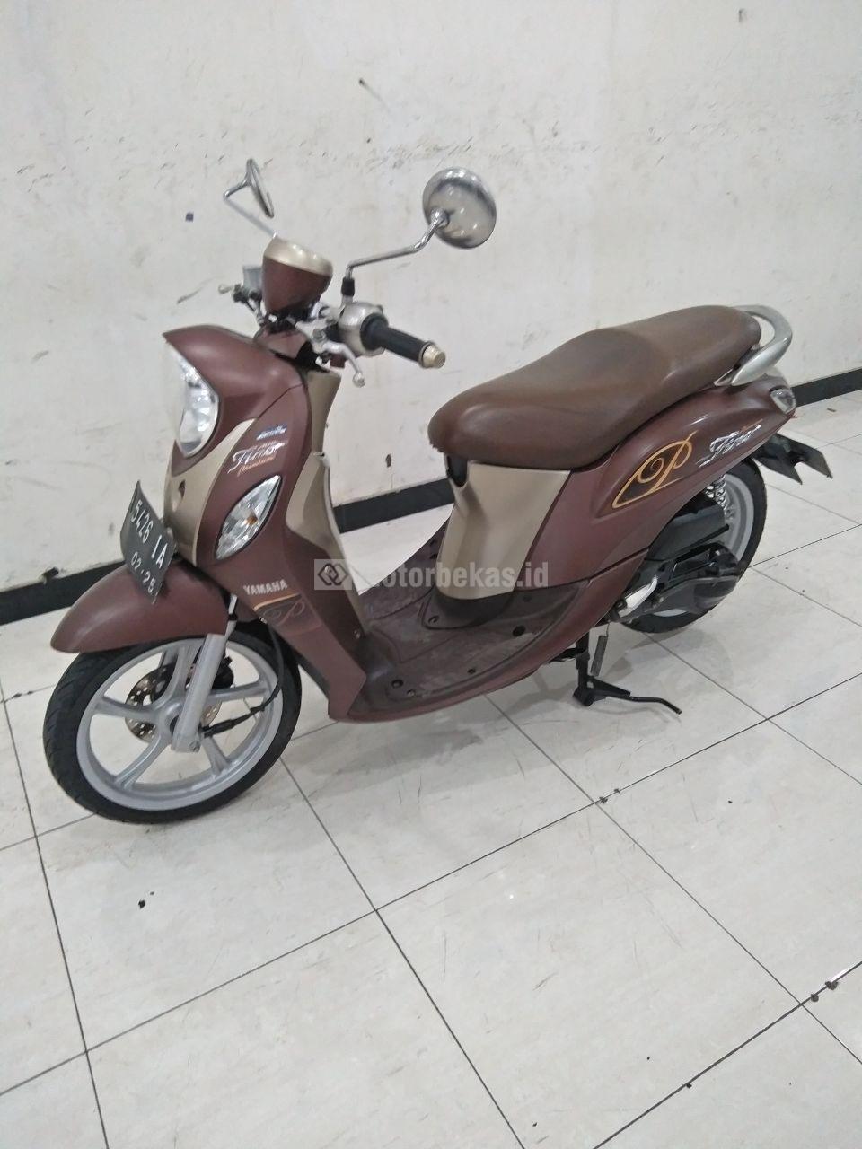 YAMAHA FINO PREMIUM  3166 motorbekas.id