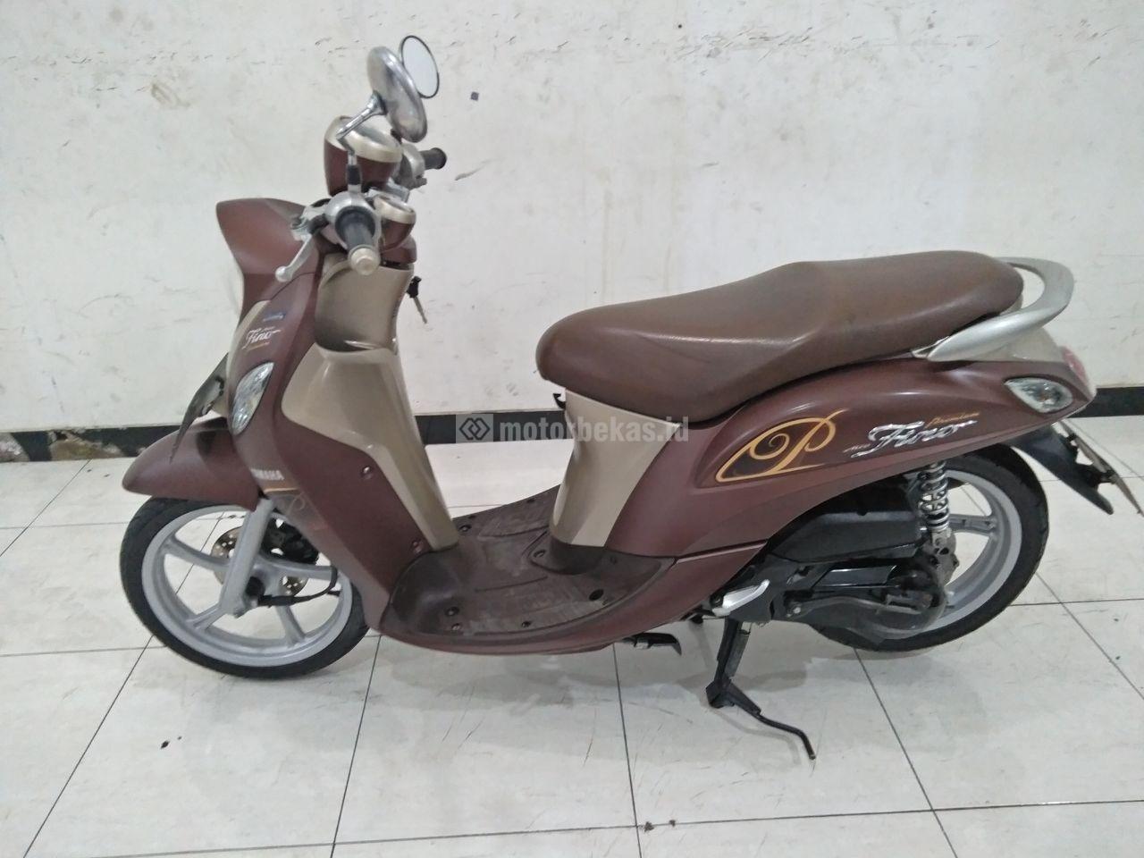 YAMAHA FINO PREMIUM  3167 motorbekas.id
