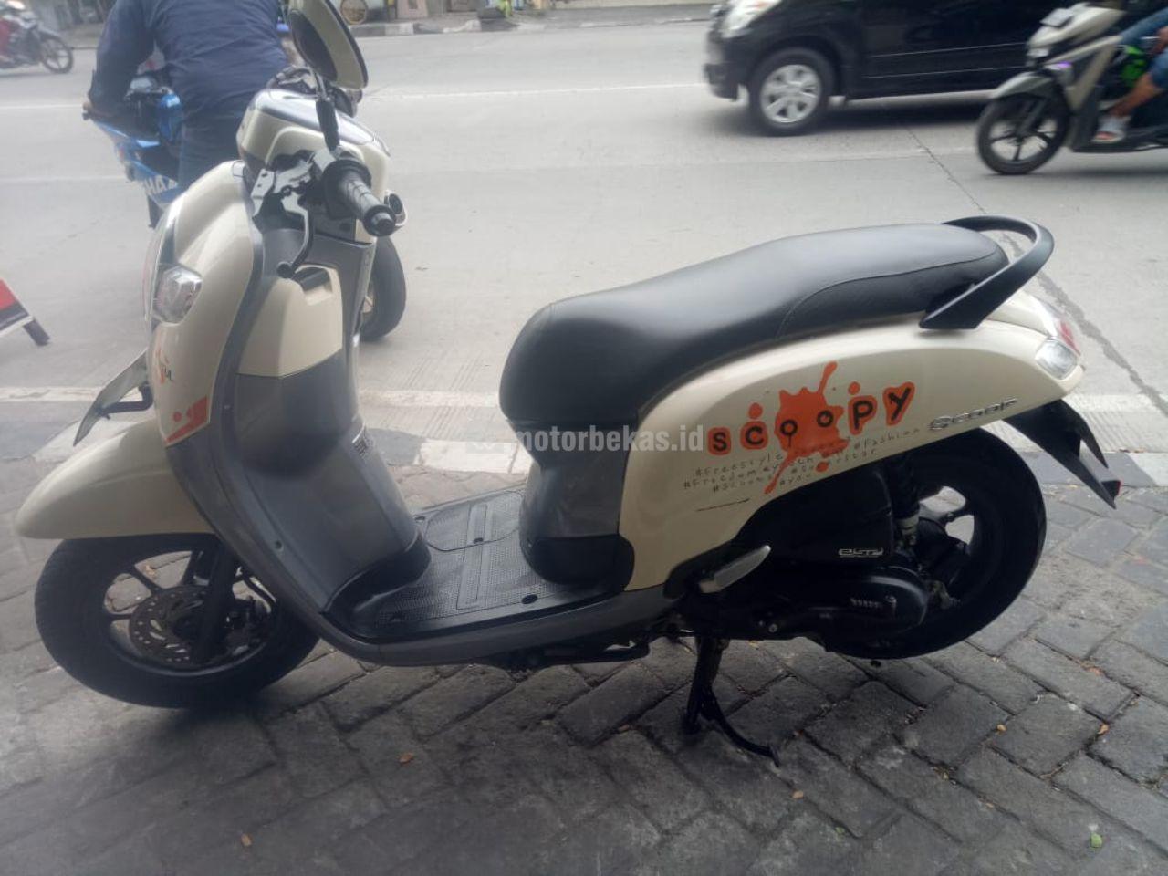 HONDA SCOOPY  3191 motorbekas.id