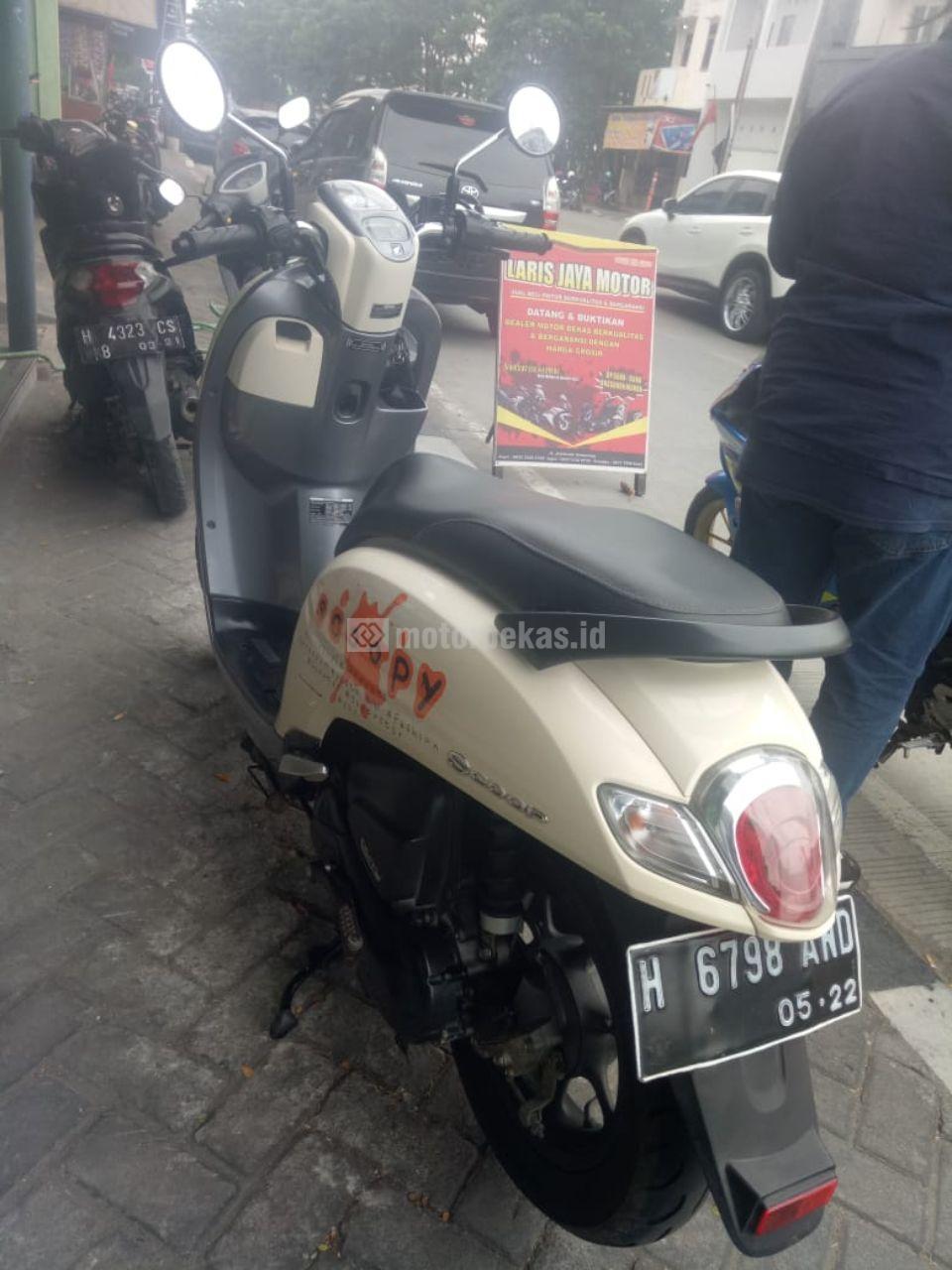 HONDA SCOOPY  3193 motorbekas.id