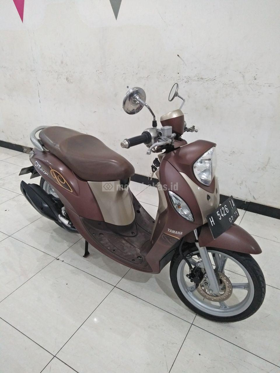YAMAHA FINO PREMIUM  3163 motorbekas.id