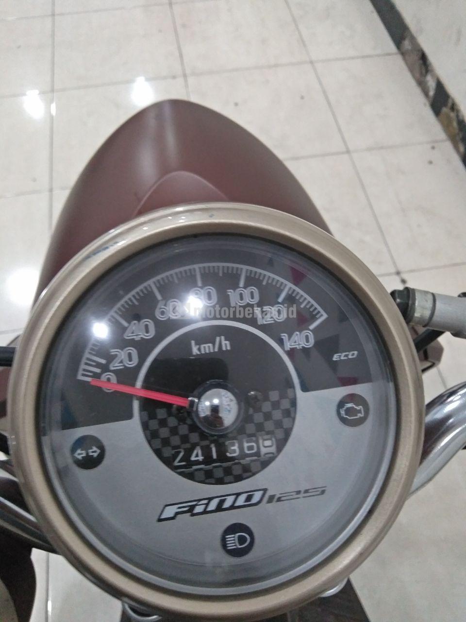 YAMAHA FINO PREMIUM  3165 motorbekas.id