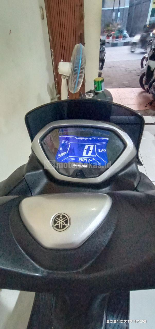 YAMAHA LEXI  3326 motorbekas.id