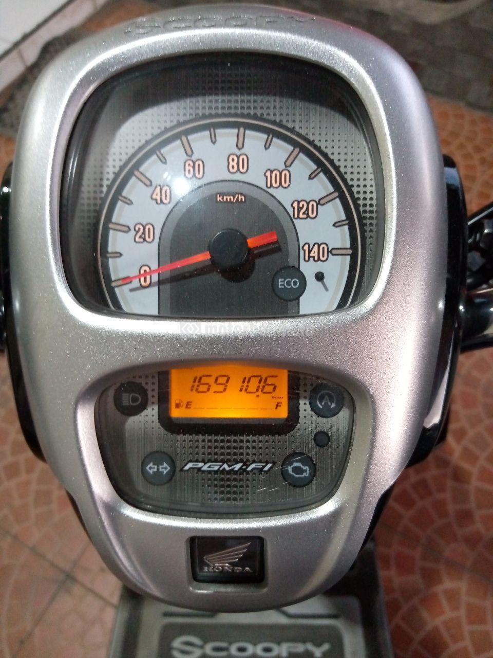 HONDA SCOOPY  3313 motorbekas.id