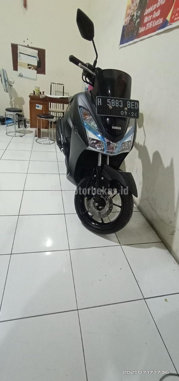 YAMAHA LEXI  3327 motorbekas.id