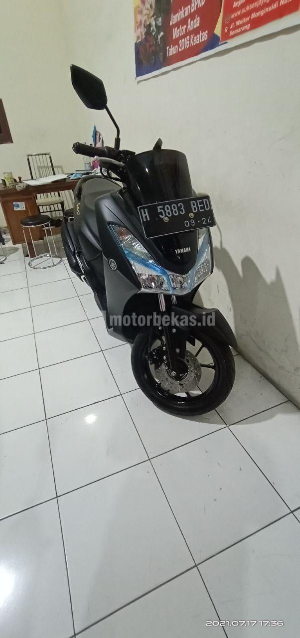 YAMAHA LEXI  3323 motorbekas.id