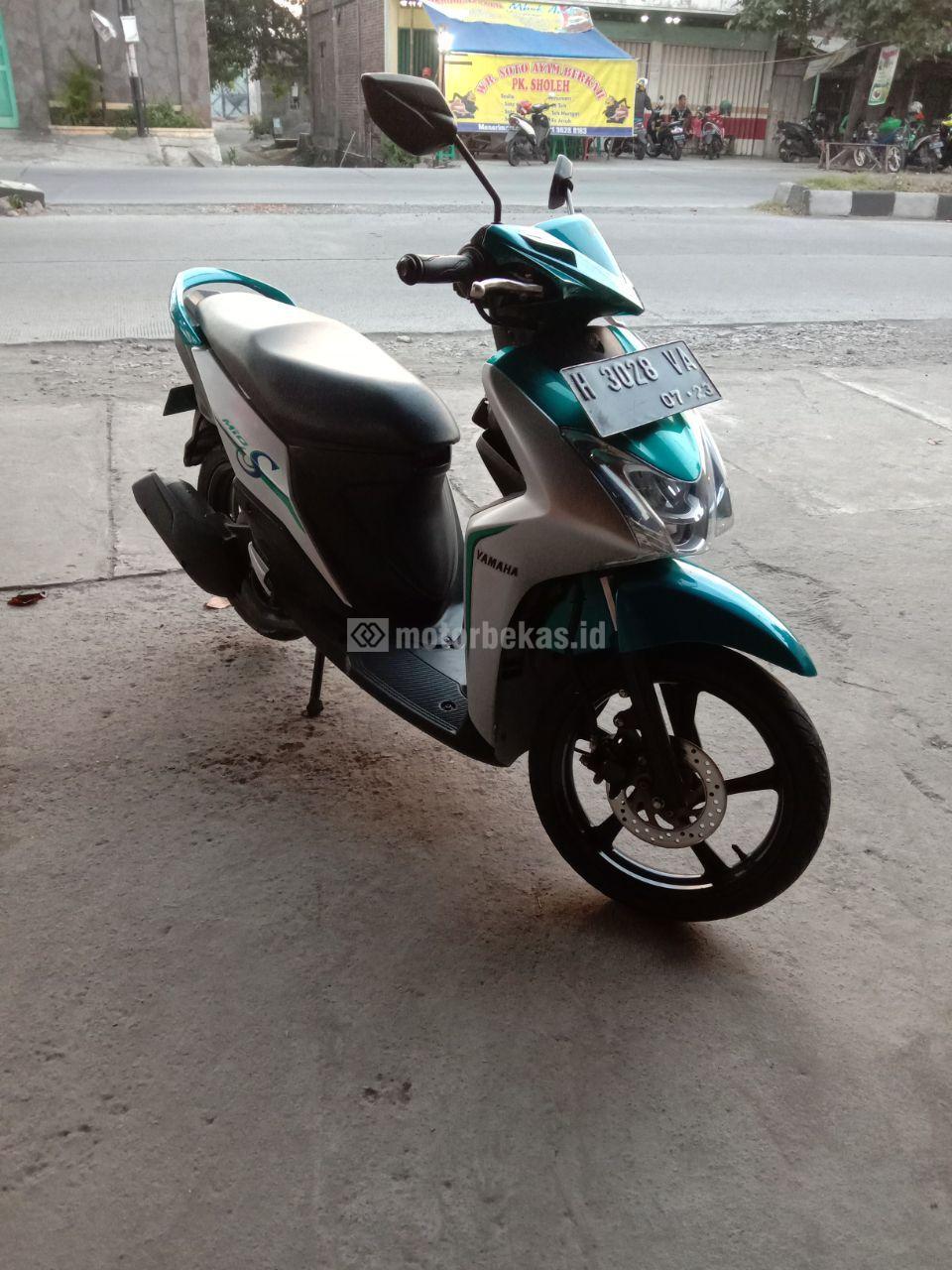 YAMAHA MIO S  3333 motorbekas.id