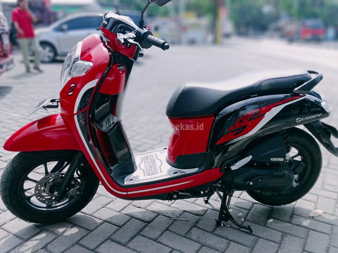 HONDA SCOOPY  3305 motorbekas.id