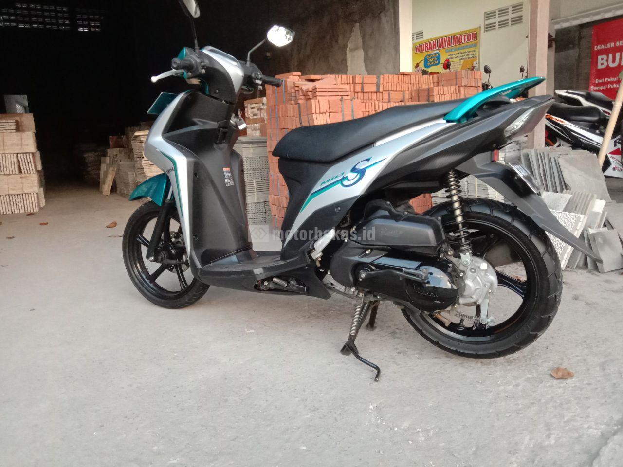 YAMAHA MIO S  3331 motorbekas.id