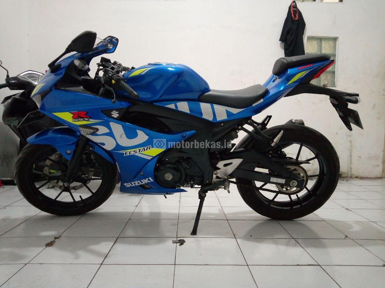 SUZUKI GSX R 150  3363 motorbekas.id