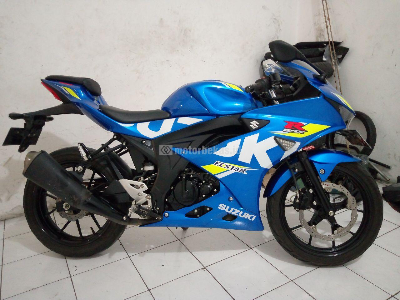 SUZUKI GSX R 150  3360 motorbekas.id