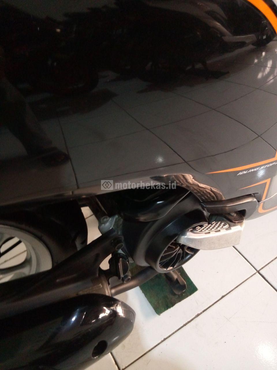 HONDA SCOOPY  3368 motorbekas.id
