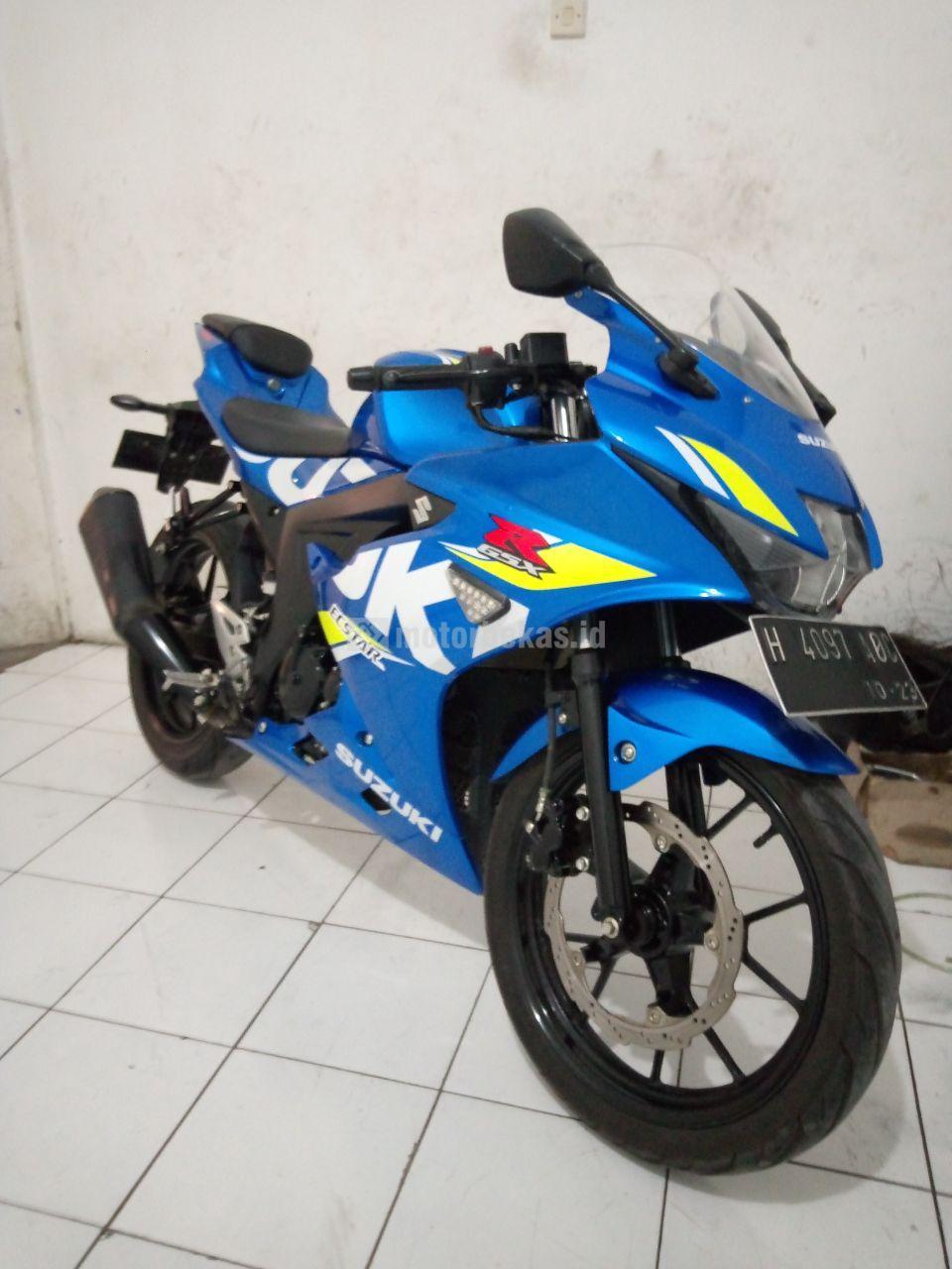 SUZUKI GSX R 150  3361 motorbekas.id