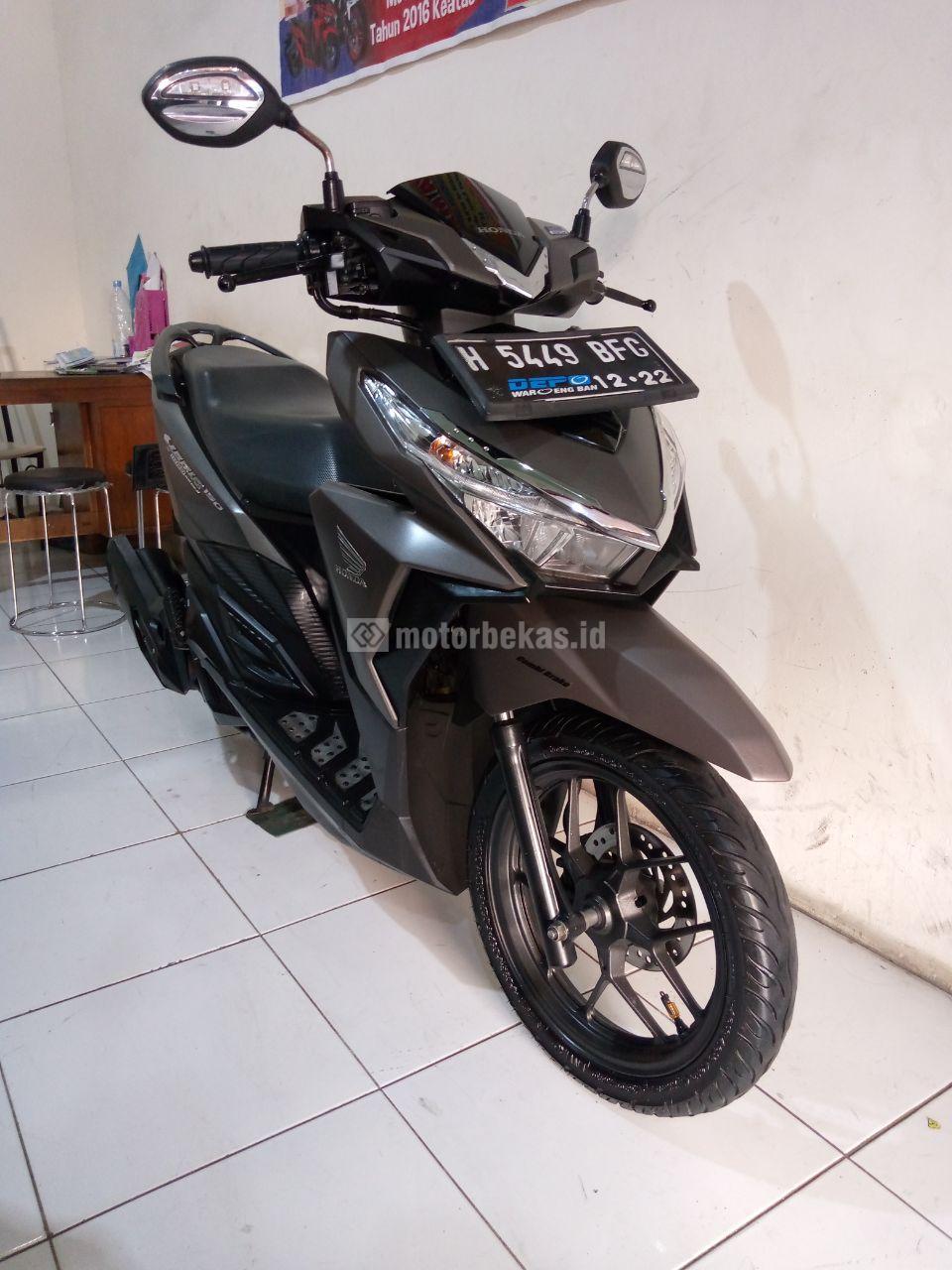 HONDA VARIO 150 SPORTY  3355 motorbekas.id