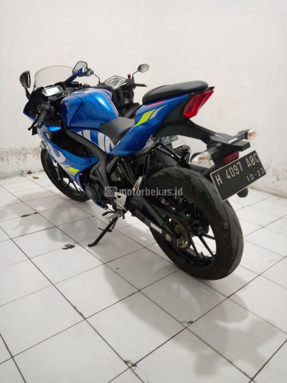 SUZUKI GSX R 150  3362 motorbekas.id