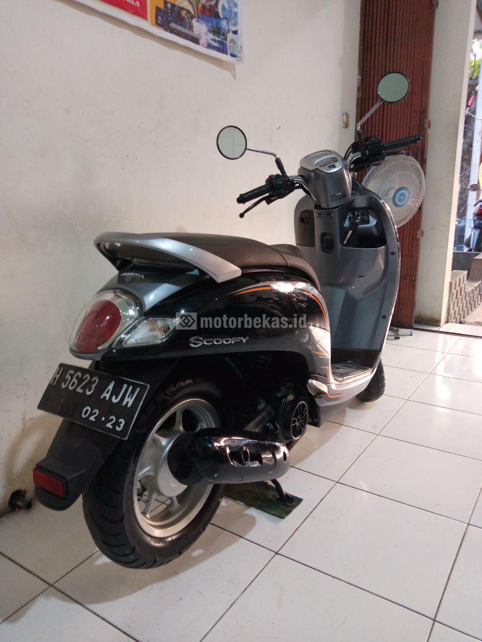 HONDA SCOOPY  3367 motorbekas.id