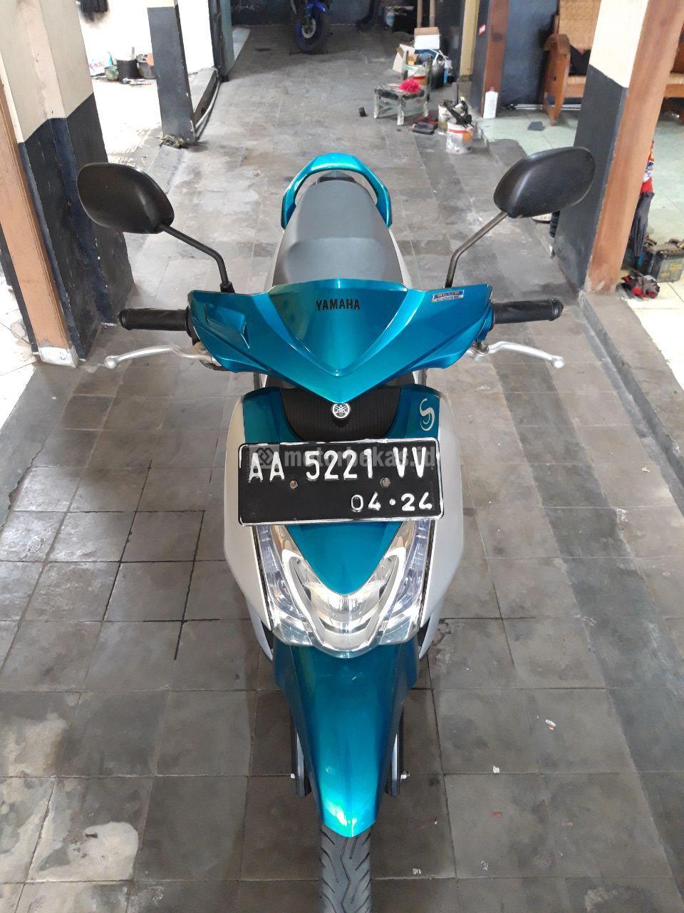 YAMAHA MIO S  3371 motorbekas.id