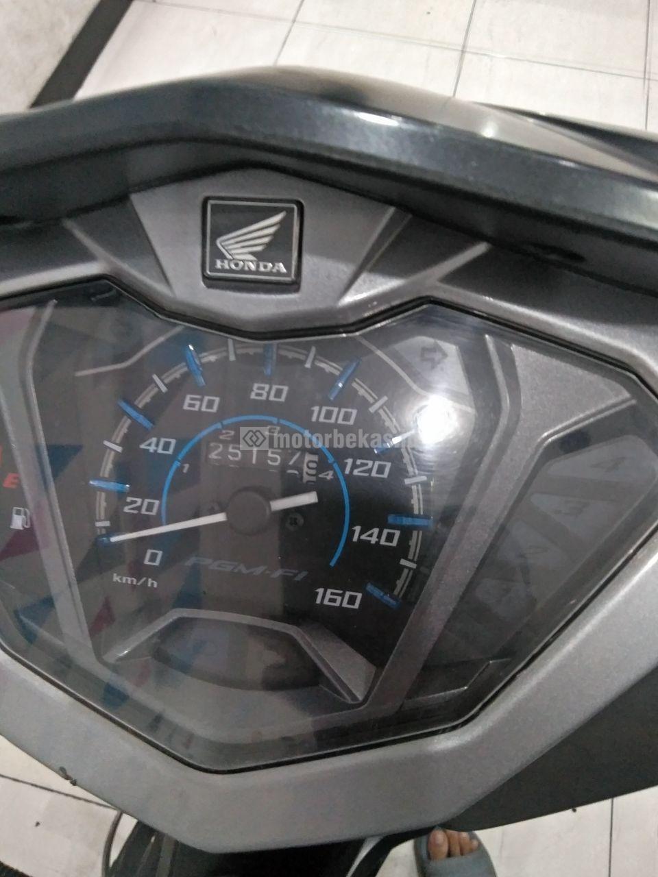 HONDA SUPRA X 125D  3382 motorbekas.id
