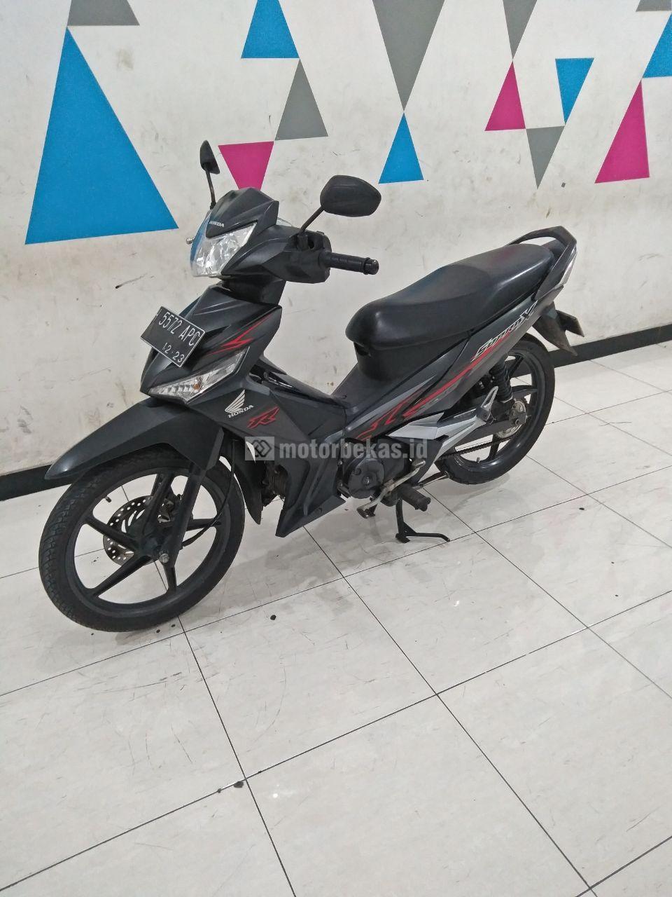 HONDA SUPRA X 125D  3384 motorbekas.id