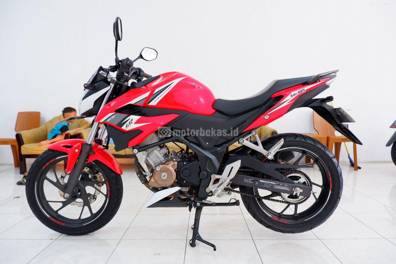 HONDA CB 150 R FI 3412 motorbekas.id