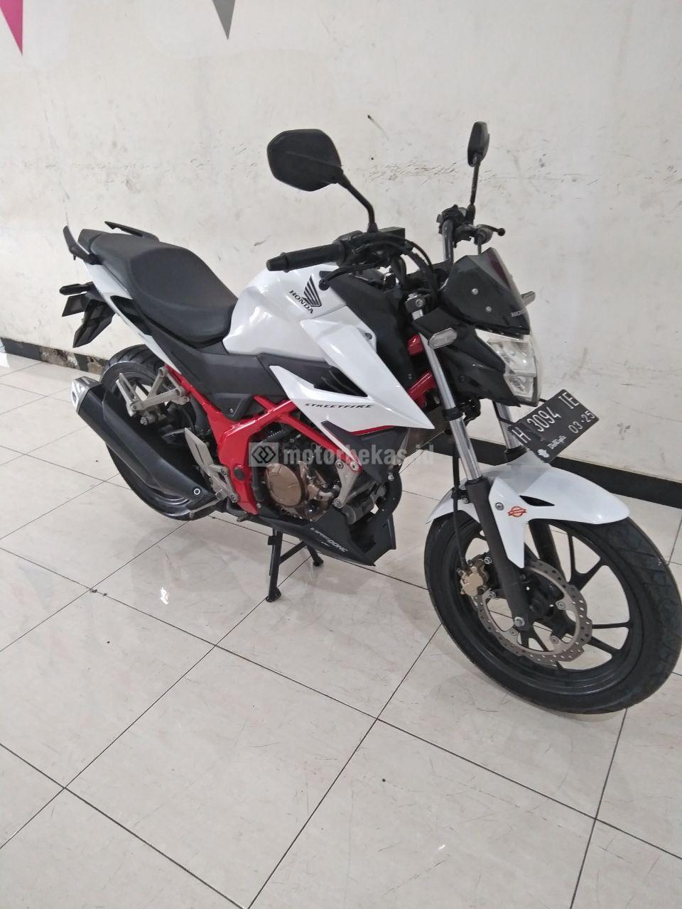 HONDA CB 150 R  3391 motorbekas.id