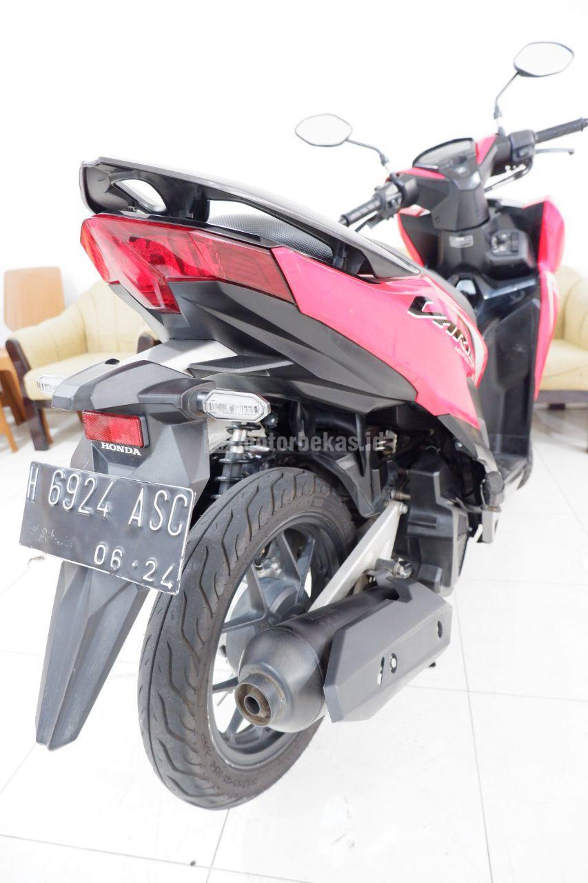 HONDA VARIO 125 FI CBS 3402 motorbekas.id