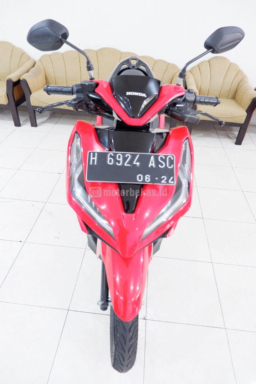 HONDA VARIO 125 FI CBS 3408 motorbekas.id