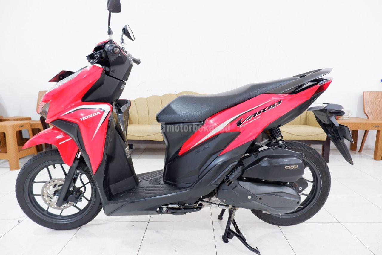 HONDA VARIO 125 FI CBS 3401 motorbekas.id