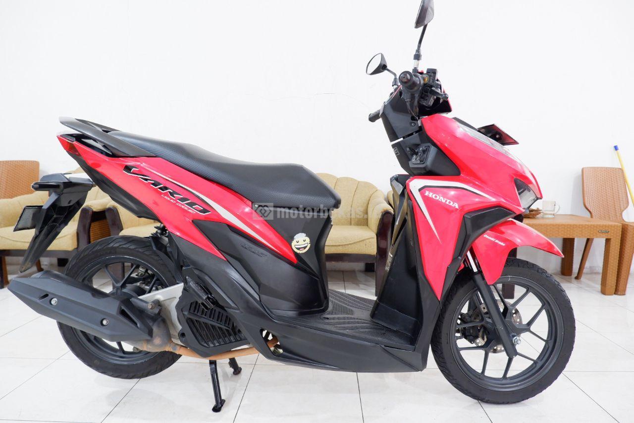 HONDA VARIO 125 FI CBS 3406 motorbekas.id
