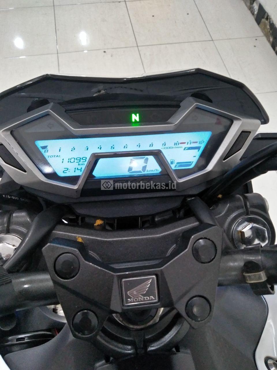 HONDA CB 150 R  3393 motorbekas.id