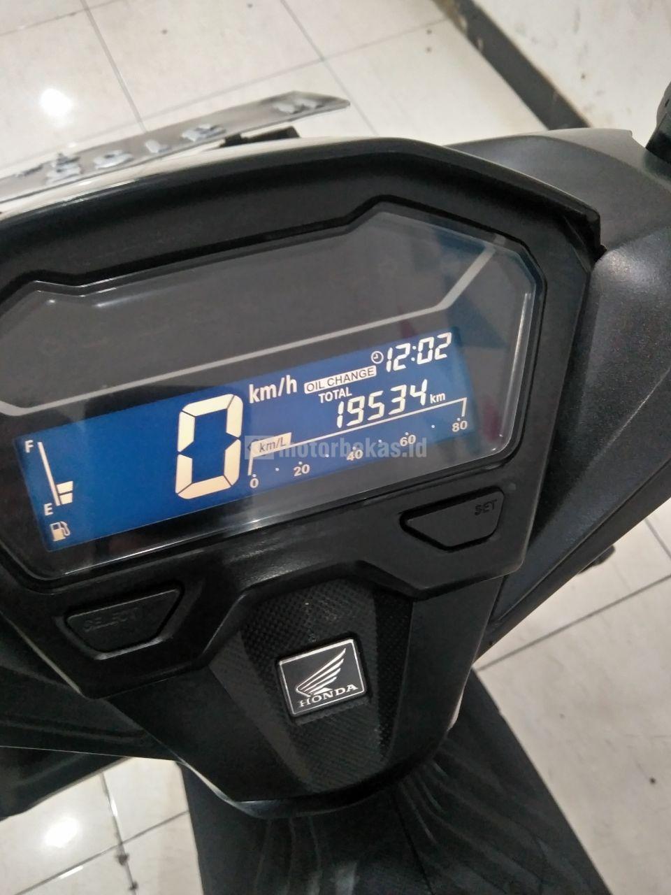 HONDA VARIO 150 SPORTY  3454 motorbekas.id