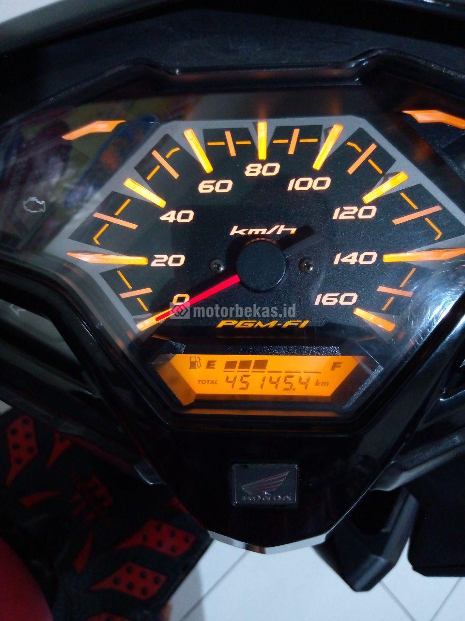 HONDA VARIO TECHNO 125  3470 motorbekas.id
