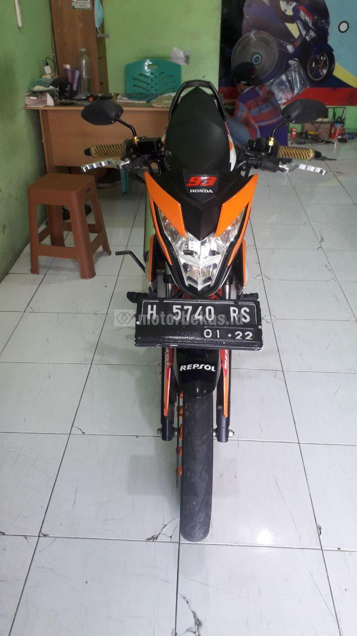 HONDA SONIC 150  3476 motorbekas.id