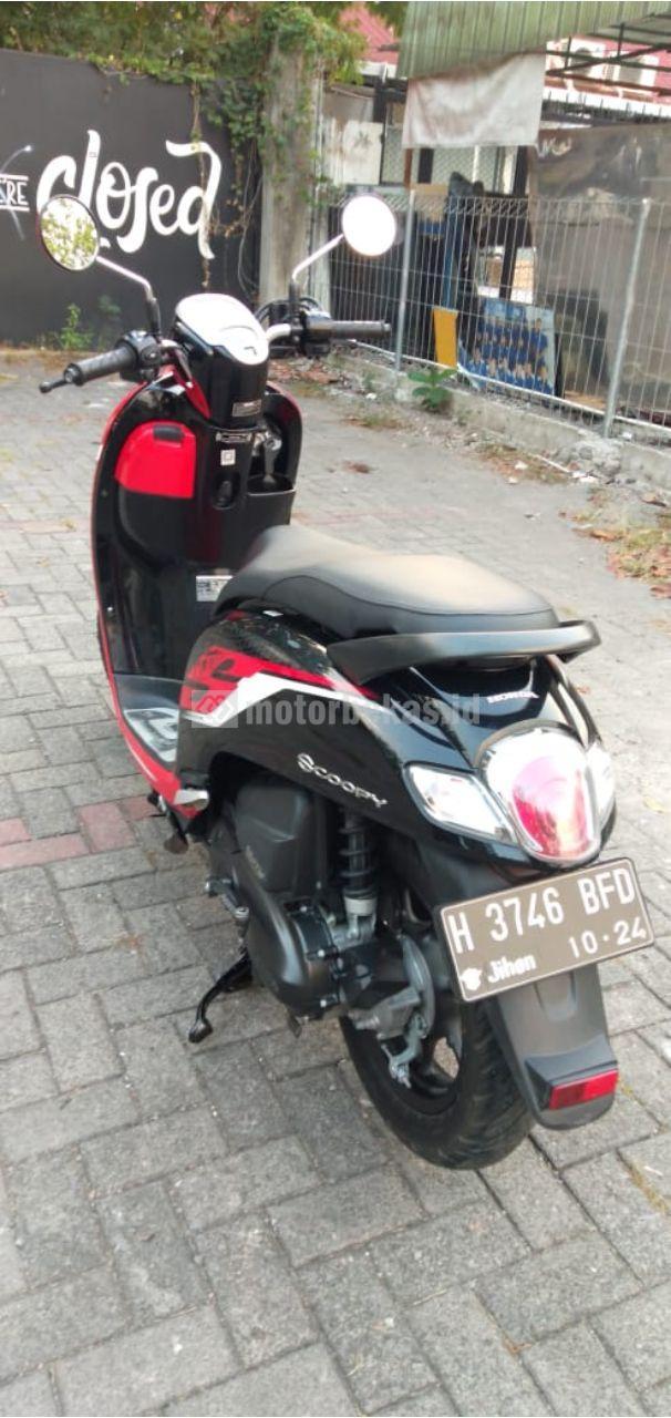 HONDA SCOOPY  3492 motorbekas.id