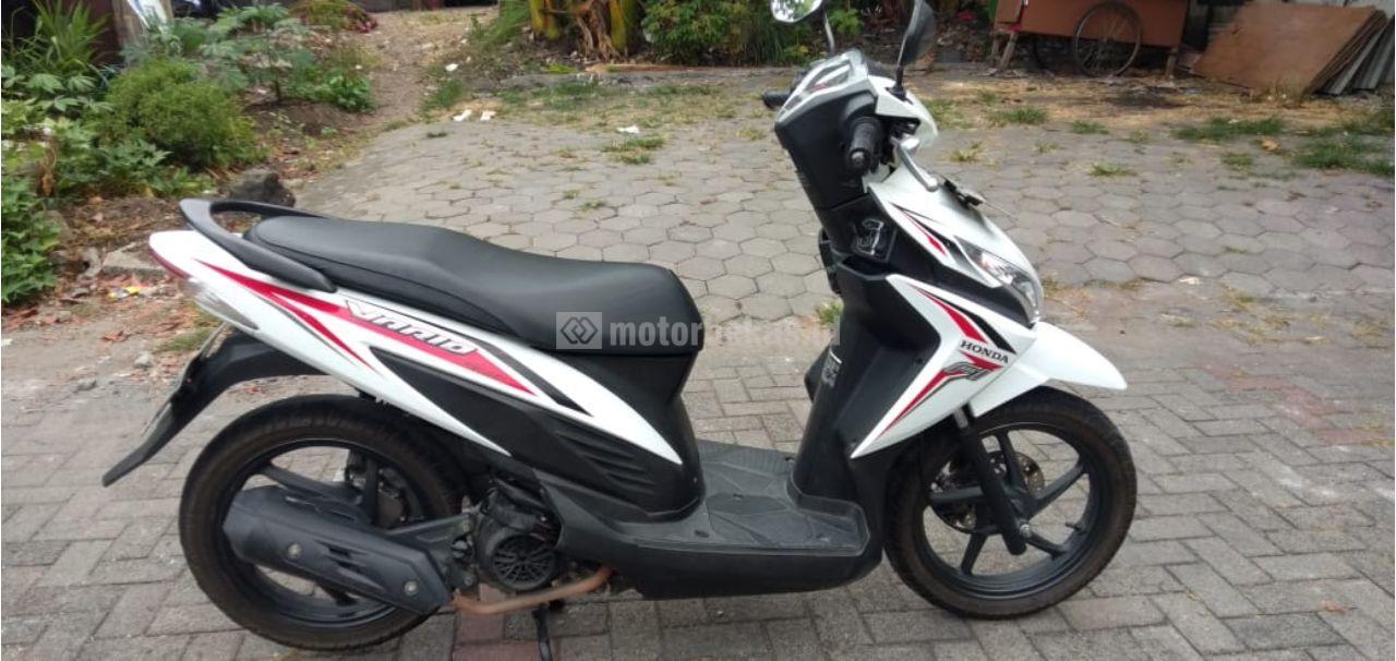 HONDA VARIO FI 110  3480 motorbekas.id
