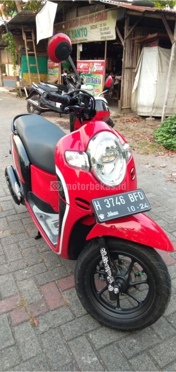 HONDA SCOOPY  3489 motorbekas.id