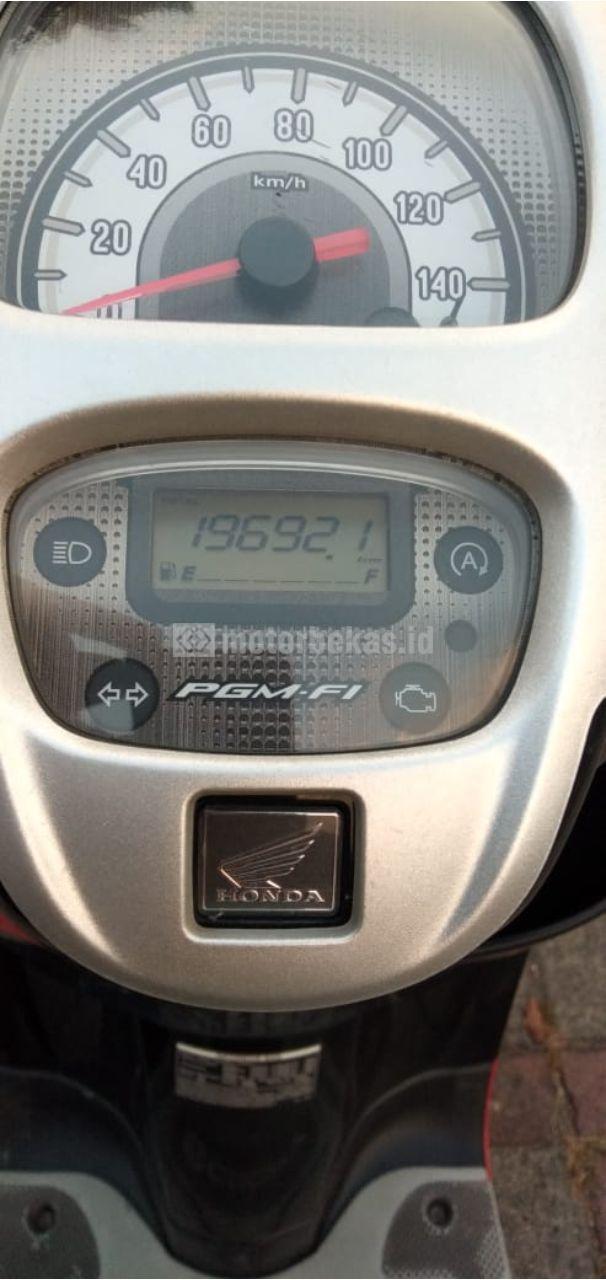 HONDA SCOOPY  3493 motorbekas.id