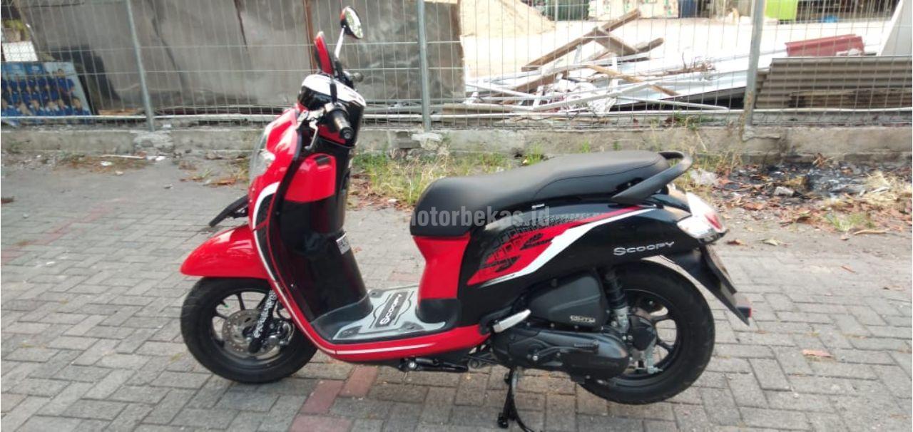 HONDA SCOOPY  3490 motorbekas.id