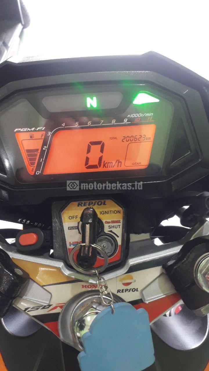 HONDA SONIC 150  3473 motorbekas.id