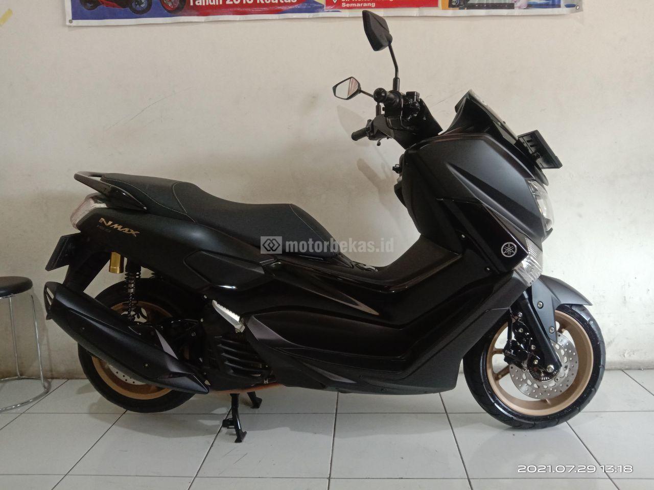 YAMAHA NMAX 155  3638 motorbekas.id