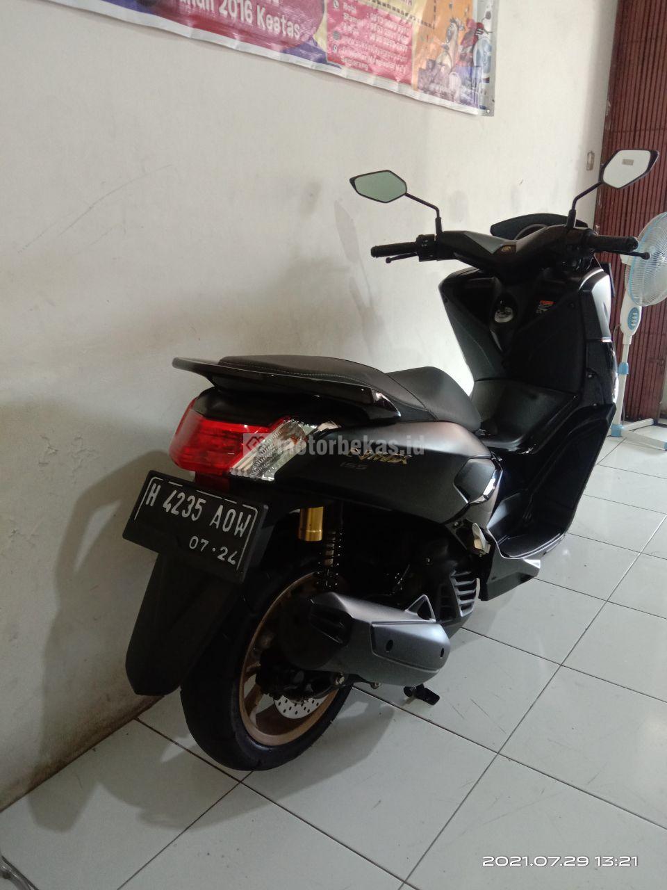 YAMAHA NMAX 155  3643 motorbekas.id