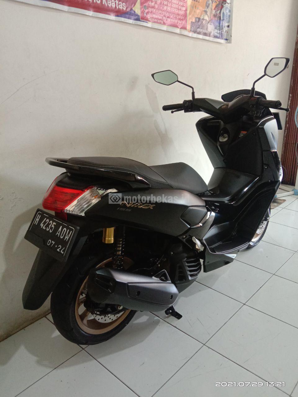 YAMAHA NMAX 155  3644 motorbekas.id