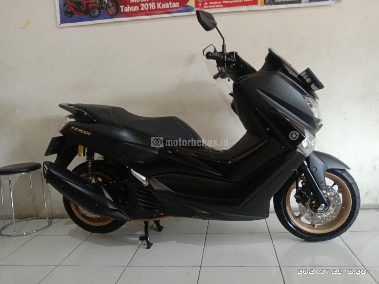 YAMAHA NMAX 155  3641 motorbekas.id