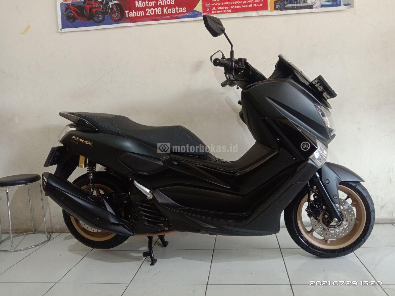 YAMAHA NMAX 155  3640 motorbekas.id