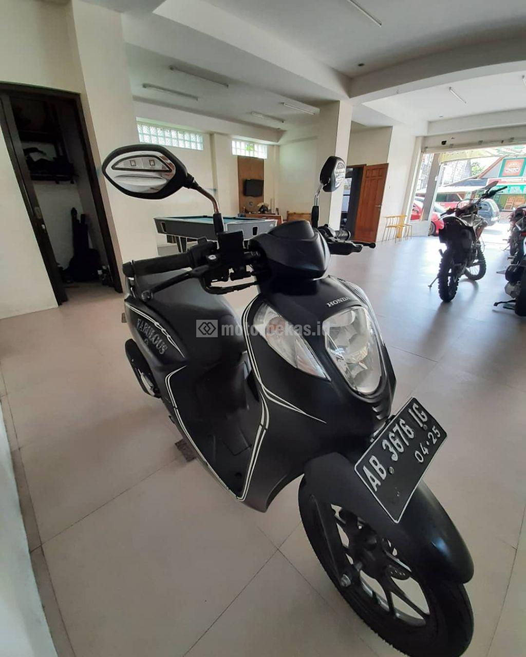 HONDA GENIO  3714 motorbekas.id