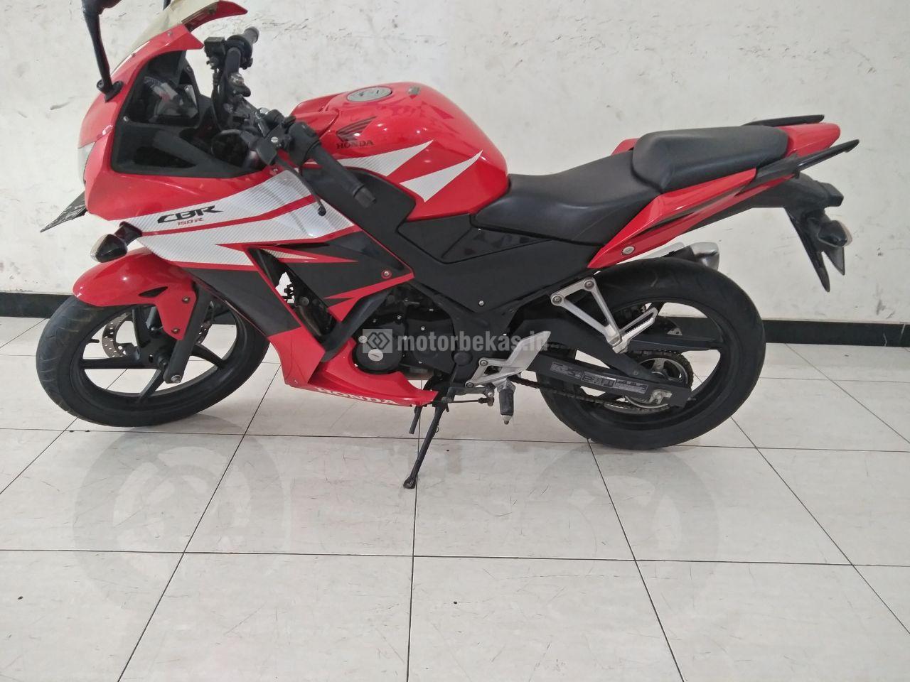HONDA CBR 150  3841 motorbekas.id