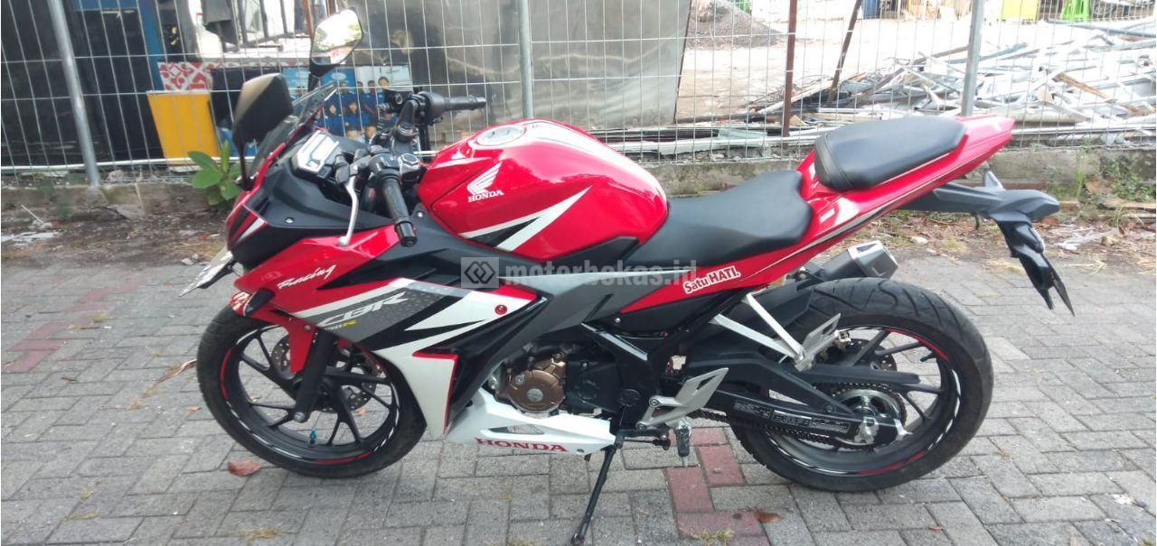 HONDA CBR 150R  2018 motorbekas.id